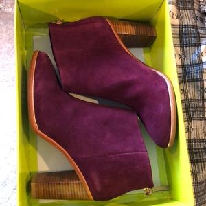 Lorca 2 Ted Baker booties size 8